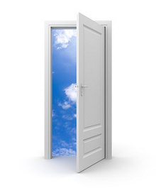 Life Coaching. Library Image: Doorway of Hope